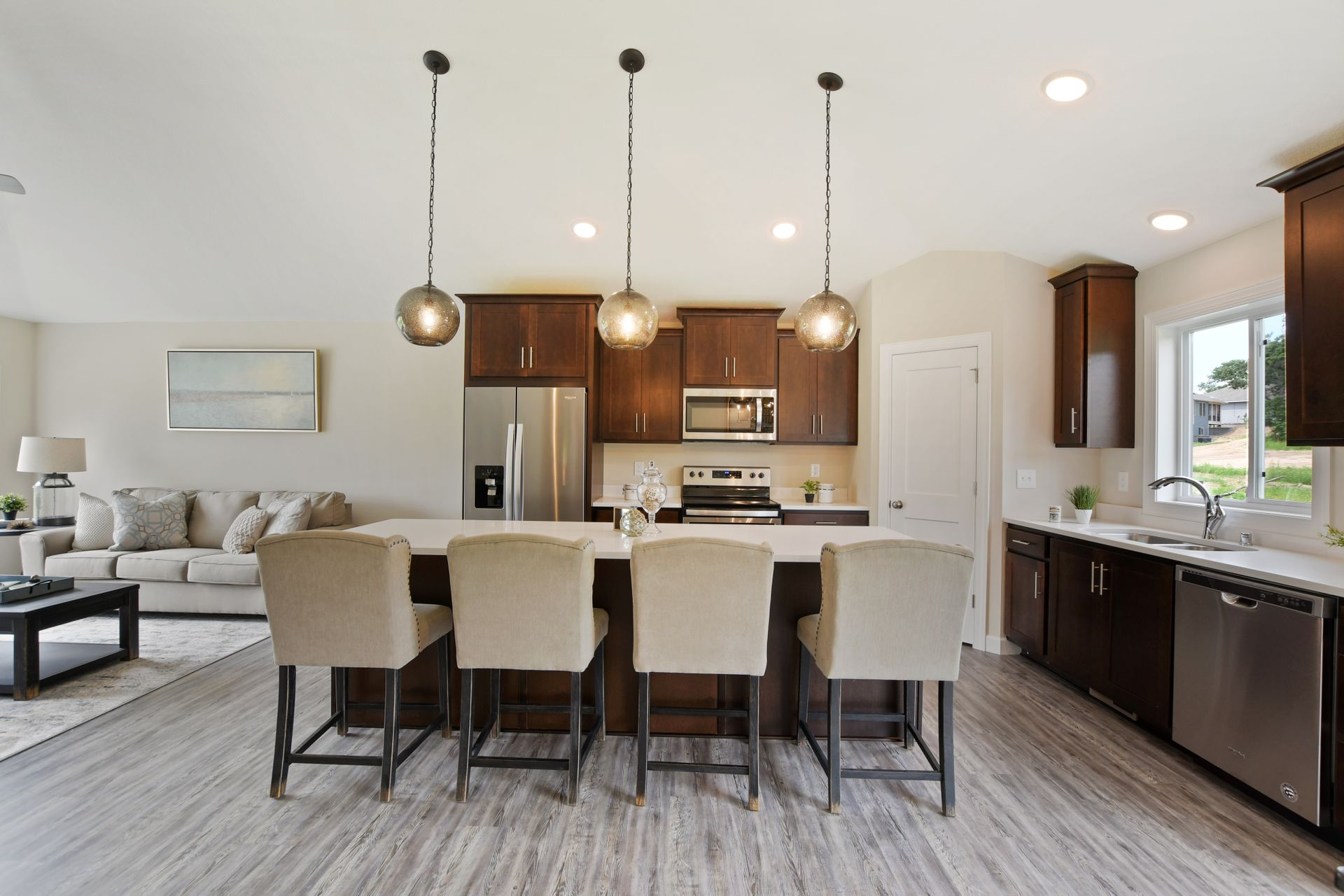Energy Efficient Home in Zimmerman MN